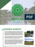 Brochure ADISAP