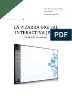 La Pizarra Digital Interactiva. Grupo 2