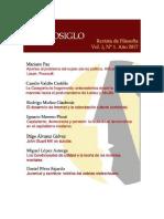 Revista de Filosofía Otrosiglo N°1