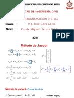 Método de Jacovi