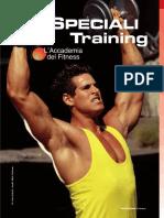 GLI SPECIALI. Training. Ph. Alex Ardenti - Model- Mark Andreuw. SPORTMAN & Fitness # 59
