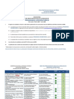 2019 Proceso de Seleccion Programas Universitarios 1