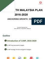 Week 13 11th Malaysian Plan