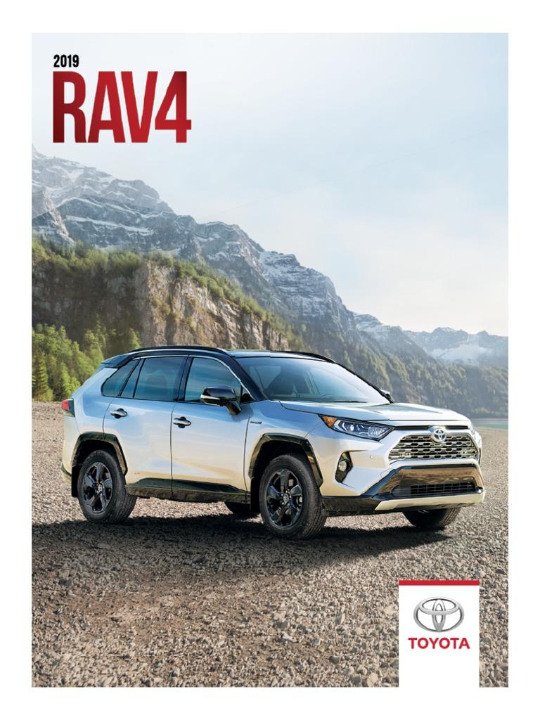 19 Rav4 Brochure En