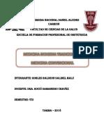 Monografia de Mdicina Integrativa