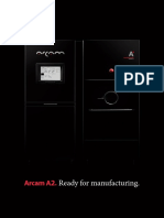 Arcam-Material - TitaniumGrade 2