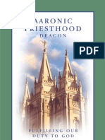 Duty to God - Deacon Manual