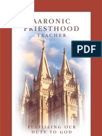Duty to God - Teacher Manual