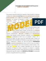 Modelo Instituição de Condomínio Ok Ri (1)