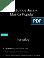 Intro a La Armonía Del Jazz CP