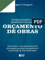Levantamento de Quantitativos_Rogério Vargens