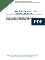 Estudio Topografico Pampa Quemada