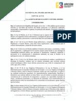 Instructivo Para Caracterización de Maquinarias y Equipos Con Capacidades Limitadas de Carga y Producción Para La Minería Artesanal