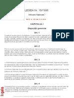 Legea Arhivelor Nationale