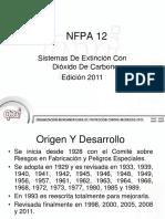 NFPA 12