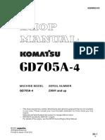 GD705A-4 SEBD0022103