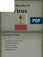 The Benefits of Virus