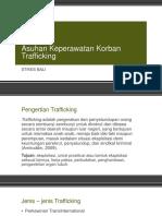 Asuhan Keperawatan Korban Trafficking