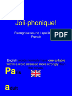 french power point