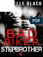 Bad Biker Stepbrother 4 by Black Michelle