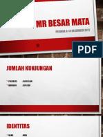 Mr Besar Mata Fix