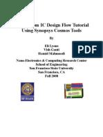 Full Custom Design Using Cosmos Tools Complete Manual