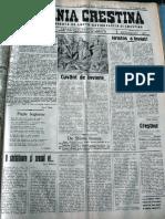 Romania Crestina anul II, nr. 41, 9 aprilie 1936