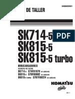 Sk815-5 Italy Taller Esp