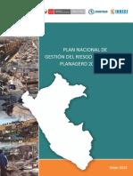 El Plan Nacional de Gestión de Riesgos de Desastres