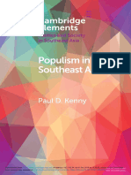 Populism in South East Asia