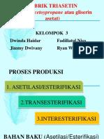 Ppt Kel.3 Pipo Triasetin