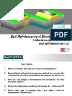 SC Soil Reinforcement_02- Embankments_Settlements Control_20150309