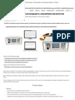 ELCID Evolution - Electromagnetic Core Imperfection Detection