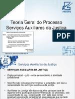 Serviços Auxiliares Da Justiça