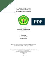 Laporan Kasus Gastritis Erosif