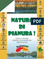 Naturadipianura Eventi GIAPP Autunno 2017 Web