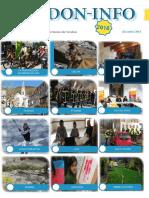 Decembre le journal pdf de l'association Verdon-info