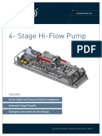 ST&R High Flow Pump (4 Stage)
