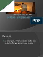 Infeksi Urethtritis