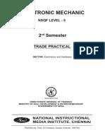 Electronic Mechanic (NSQF) - 2nd SEM - Practical -.pdf