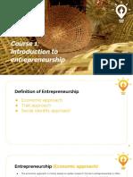 Course 1_ Introduction to Entrepreneurship