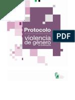 Protocolo Violencia de Genero
