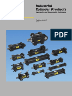 Parker Industrial Cylinder Product Catalog