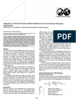 Integration of Discrete Feature Network Methods with Conventional Simulator Approaches