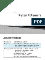 Ryzen Polymers