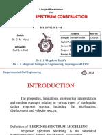 A Project Presentation