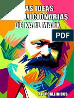 LAS IDEAS REVOLUCIONARIAS DE KARL MARX