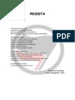 Cartilha RESISTA