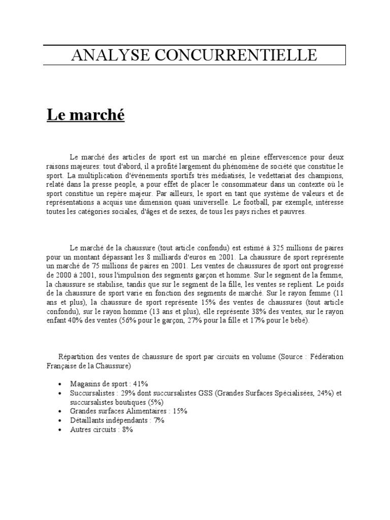 Demande 5 Analyse Pages amp; Concurrentielle qCHw1Y