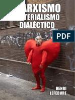 MARXISMO - Materalismo Dialéctico